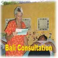 Bali Consultation